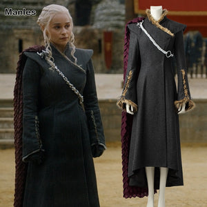 Daenerys Targaryen Game of Thrones Costume Full Set