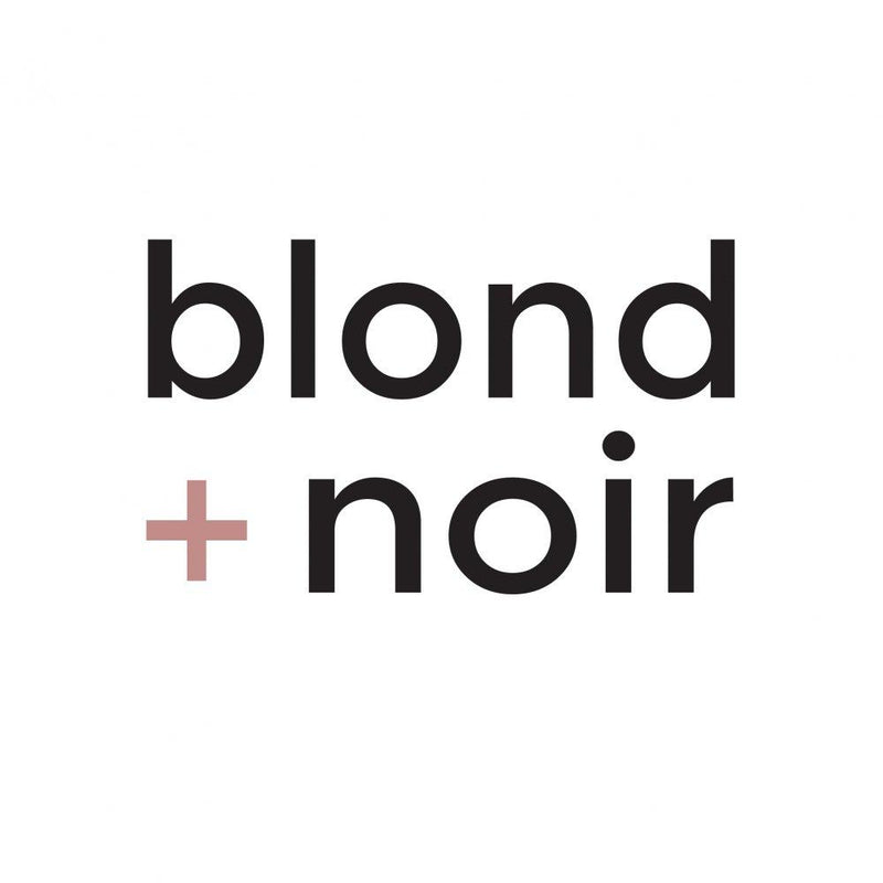 Reprint Fee Blond + Noir