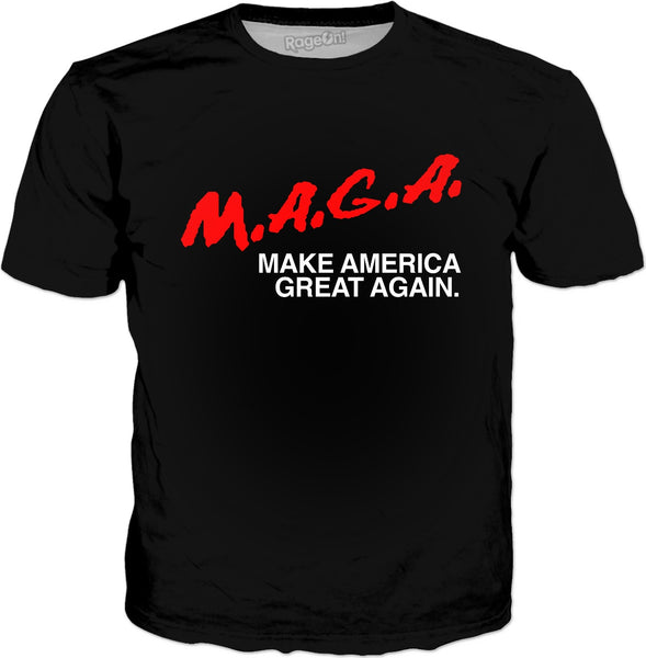 MAGA Dare T-Shirt - KAG Aesthetics