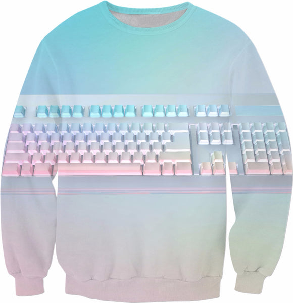 Pastel Keyboard - KAG Aesthetics