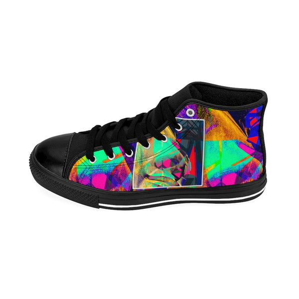 "KAG ""Epoch"" Women's High-top Sneakers"