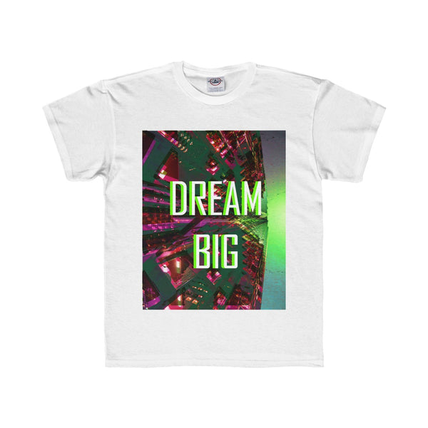 "Kids ""Dream Big"" Regular Fit Tee"