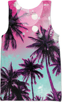Palm Candy Tank Top - KAG Aesthetics