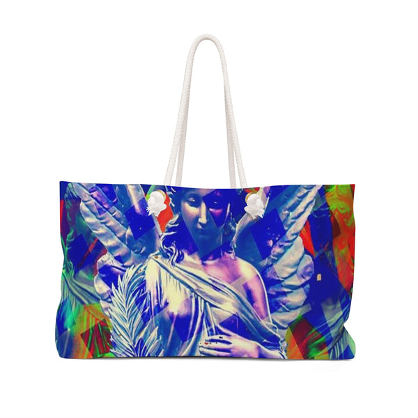 """Angel Of Peace"" Weekender Bag"