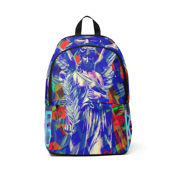 """Angel Of Peace"" KAG Unisex Fabric Backpack"