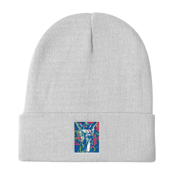 """Angel Of Peace"" Beanie - KAG Aesthetics"