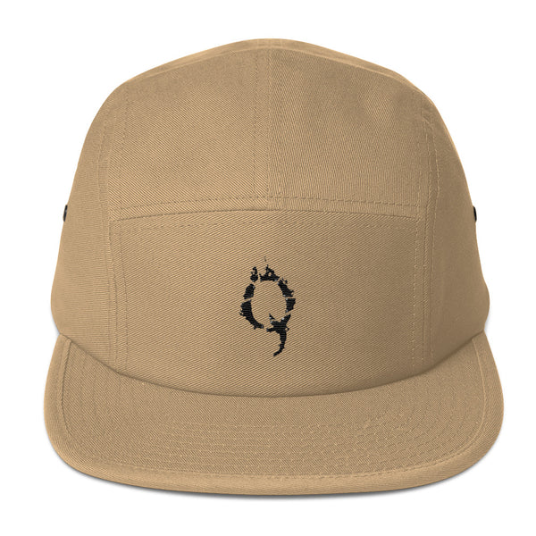 Q Five Panel Cap - KAG Aesthetics