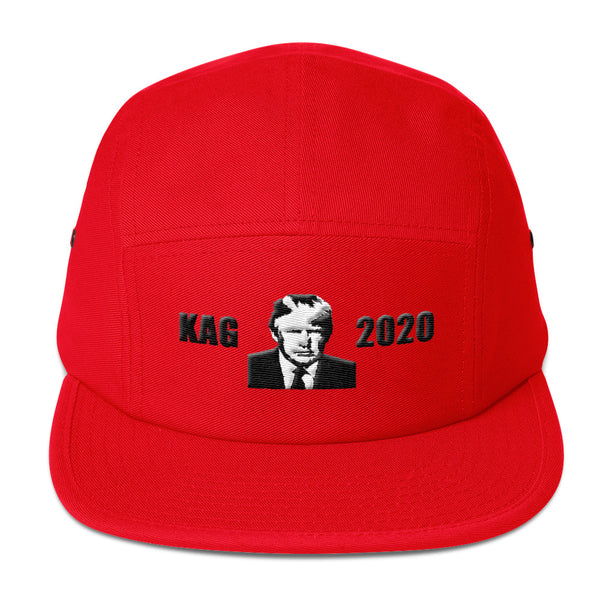 KAG 2020 5 Panel Hat - KAG Aesthetics