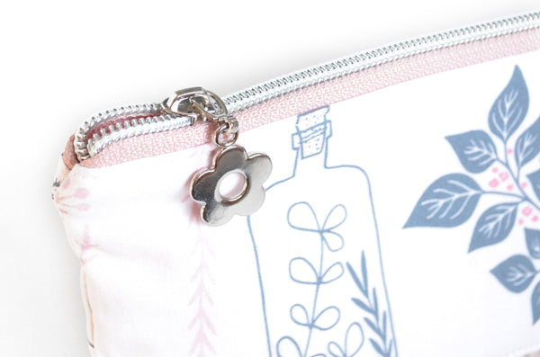 Light Pink Essential Oil Bag