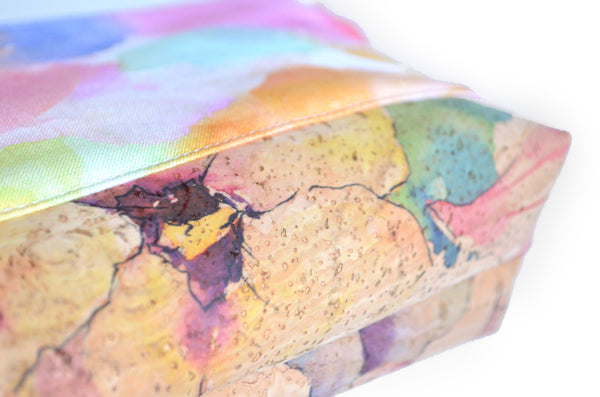 Watercolour Essential Oil Bag