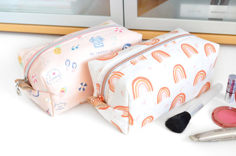 Terracotta Rainbow & Summer Fun Toiletry Bag