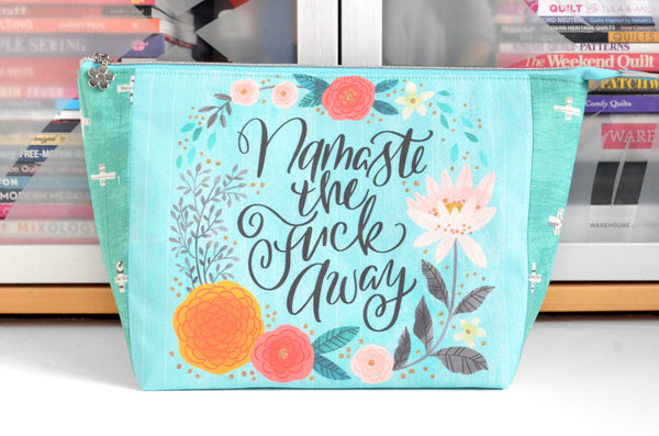 Namaste Jumbo Toiletry Bag