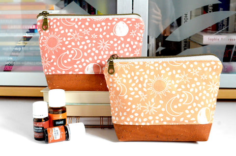 Sun & Moon Mini Essential Oil Bags