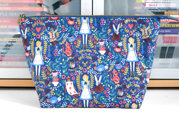 Rifle Paper Co Wonderland Jumbo Toiletry Bag