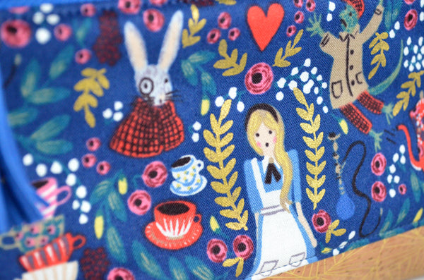 Alice in Wonderland Essential Oil Bag