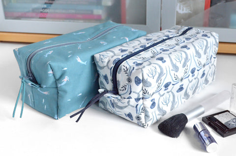 Mermaid & Narwhal Toiletry Bag