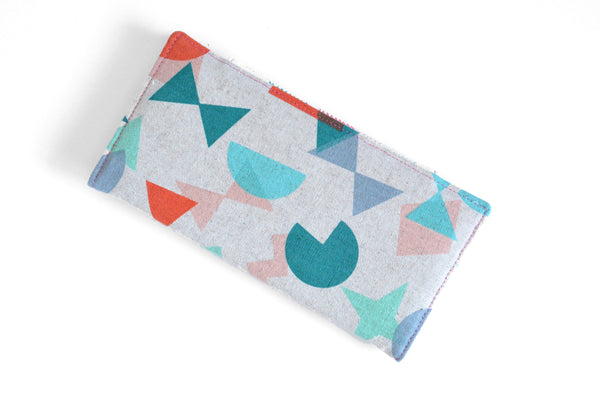 Geometric Shapes Wallet