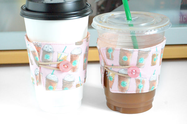 Iced Drinks Coffee Sleeve