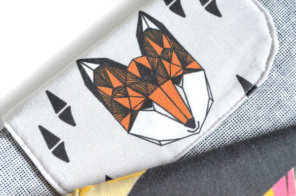 Fox & Feather Wallet