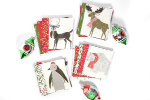 Merriment Drink Coasters