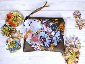 Harvest Floral Coin Purse