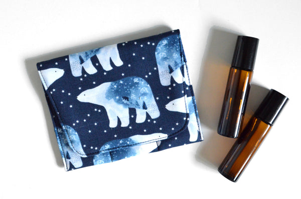Constellation Bear Roller Bottle Holder