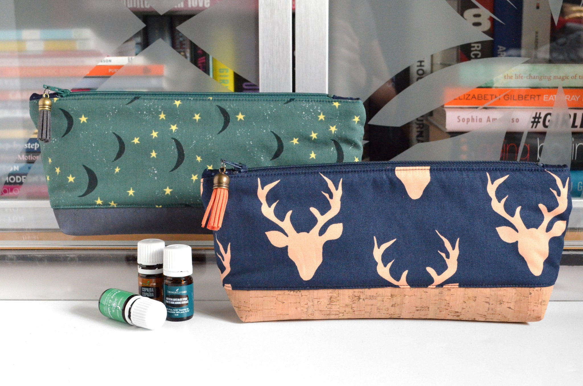 Buck Forest Essential Oil Bags