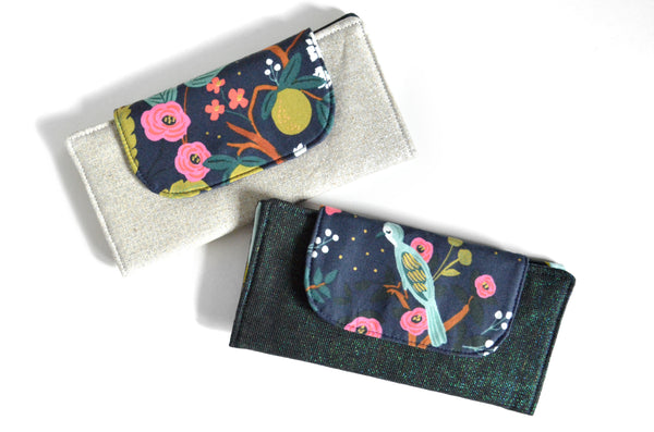 Rifle Paper Co Peacock Floral Wallet