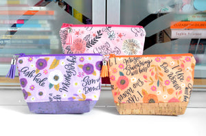 Sweary Mini Essential Oil Bags