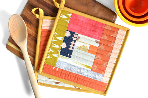 Wanderer Pot Holders
