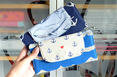 Nautical Wallet