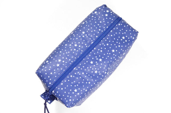 Blue Stars Toiletry Bag