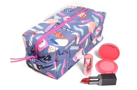 Retro Makeup Toiletry Bag