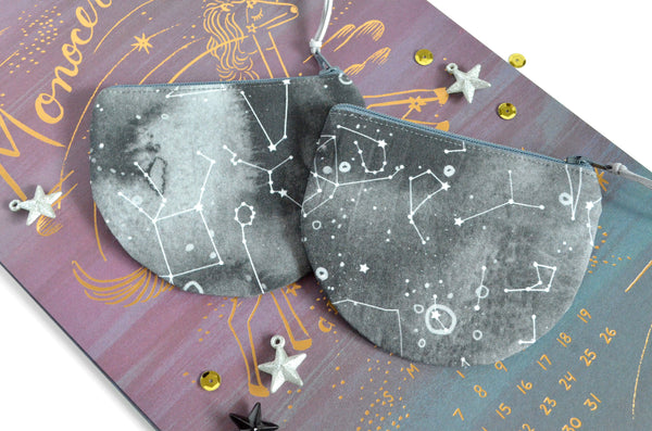 Constellation Coin Purse