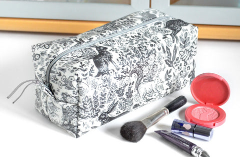 Woodland Rifle Paper Co Toiletry Bag