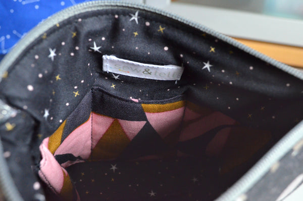 Mini Stargazing Essential Oil Bags
