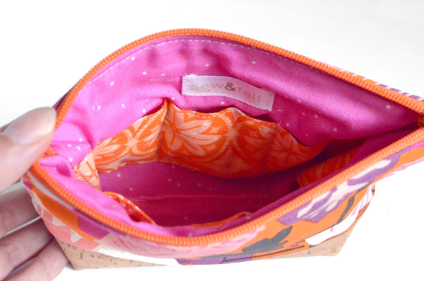 Pink Mini Essential Oil Bags