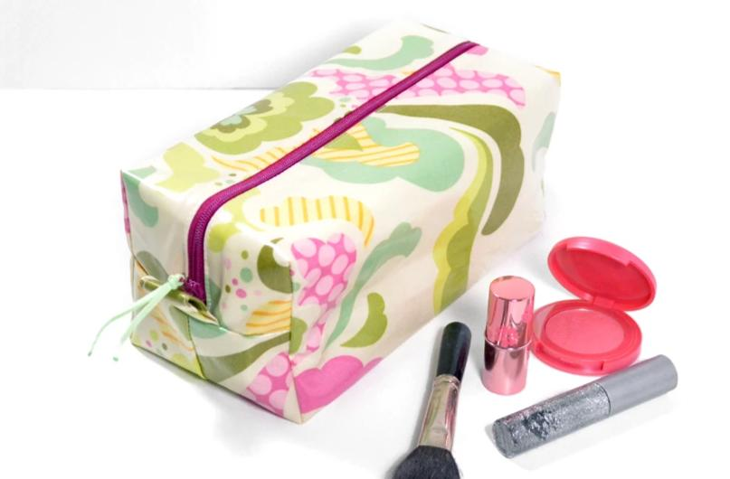 Mod Floral Toiletry Bag