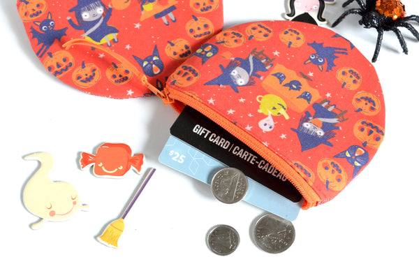 Witch Party Coin Purse