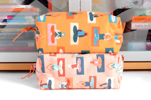 Bright Yoga Toiletry Bag