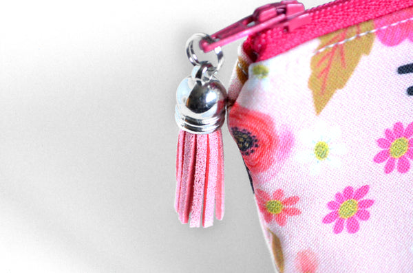 "Mini Pink ""Sweary"" Essential Oil Bag"