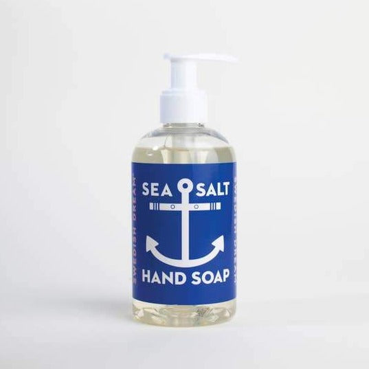 Liquid Hand Soap: Sea Salt