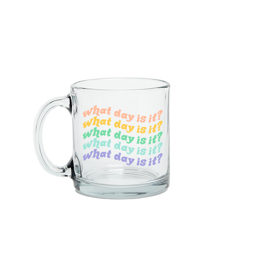 Mug: What Day Is It?