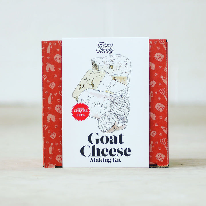 DIY Kit: Goat Cheese