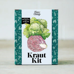 DIY Kit: Kraut