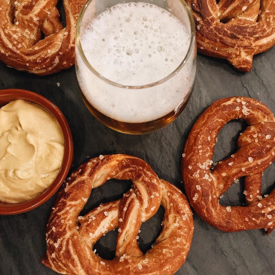 DIY Kit: Soft Pretzel + Beer Cheese