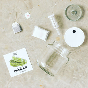 DIY Kit: Lacto Pickle
