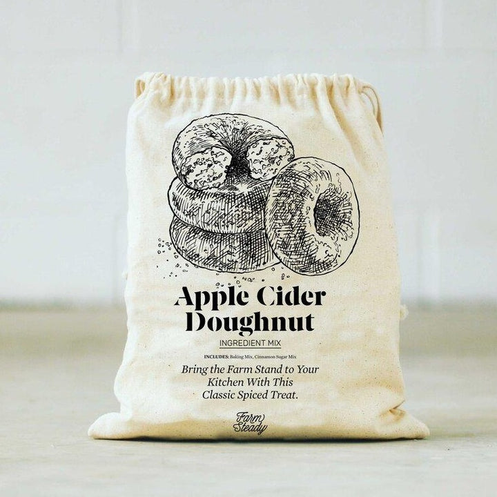 Baking Kit: Apple Cider Donuts