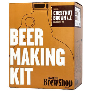 DIY Kit: Chestnut Brown Ale Beer Making