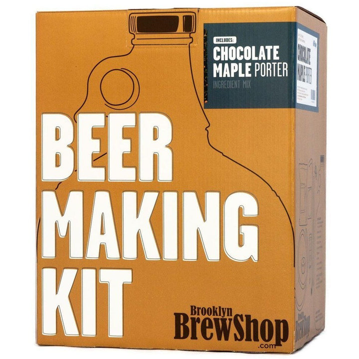 DIY Kit: Chocolate Maple Porter Beer Making